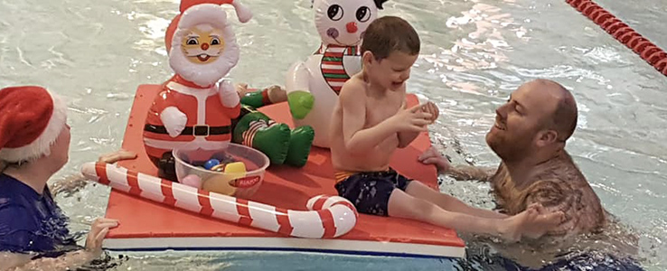 Additional Needs Swimming Lessons Bolton