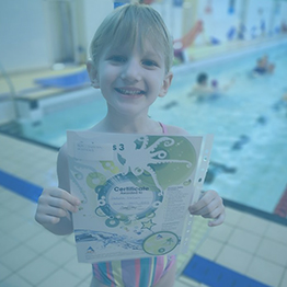 Level 2 Swimming Lessons Bolton
