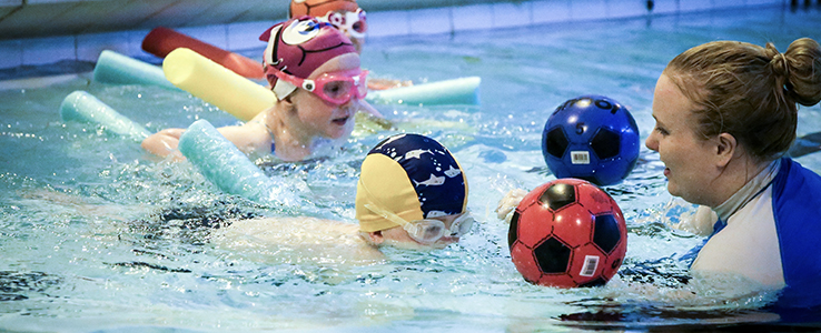 Level 1 Swimming Lessons Bolton