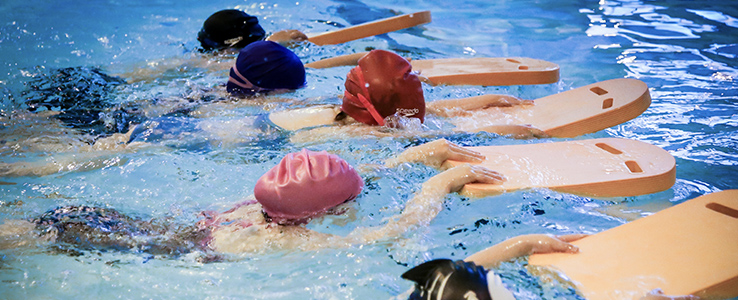 Level 3 Swimming Lessons Bolton